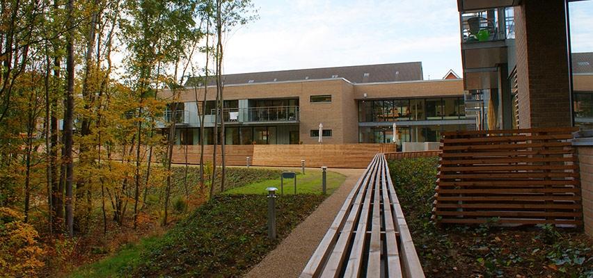 Plejecenter Skovhuset, Hilleröd Denmark