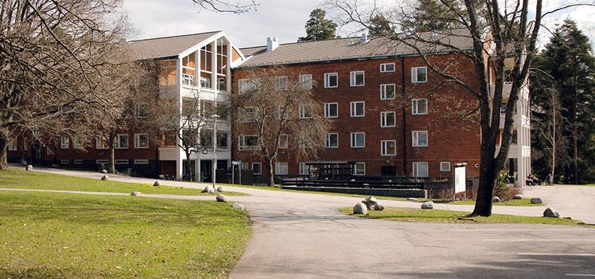 Kustaankartano Nursing Home, Helsinki Finland