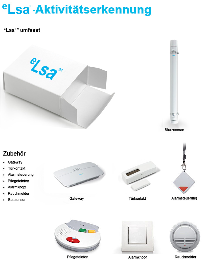 elea home care accessories GER